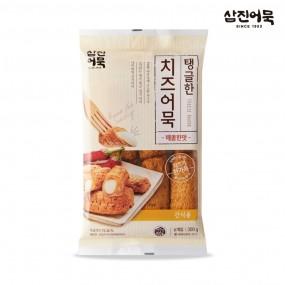 [삼진어묵] 탱글한 치즈어묵(매콤한맛) 300g 이미지