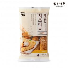 [삼진어묵] 탱글한 치즈어묵(고소한맛) 300g 이미지