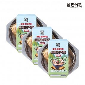 [삼진어묵] 캠핑어묵탕 (매운맛) x 3개 이미지