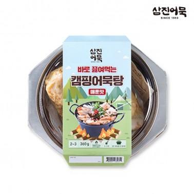 [삼진어묵] 캠핑어묵탕 (매운맛) 이미지