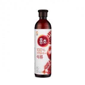 [아자마트] [청정원] 홍초 석류 900ml 이미지
