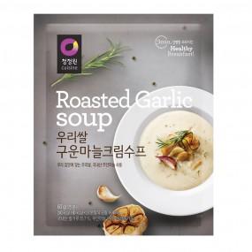 [아자마트] [청정원] 우리쌀 마늘크림수프 60g 이미지