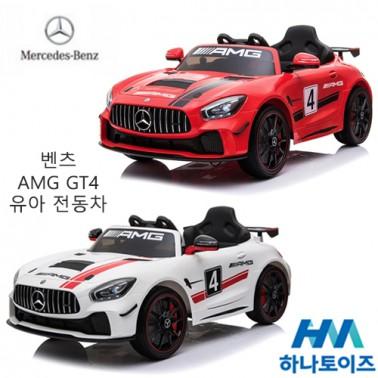 [하나토이즈] 벤츠 AMG GT4 유아전동차 이미지