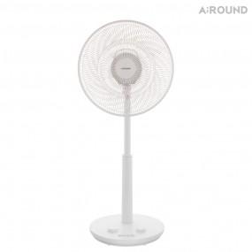어라운드  2020년 신상품 강한바람 스탠드 선풍기 AR-A21 화이트 이미지