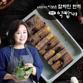 [여름맞이] 이보은의 잘차린한끼 영양 약밥 바 (50g x 25개) 이미지