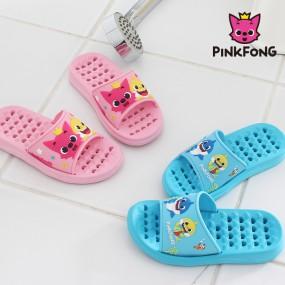 핑크퐁 아동 욕실화 이미지