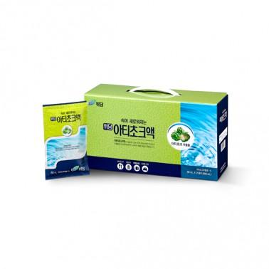 [위담] 높아진 아티초크 원료 함량으로 소화불량 개선 및 복부팽만 예방, 위담아티초크액(80ml*21포) 이미지