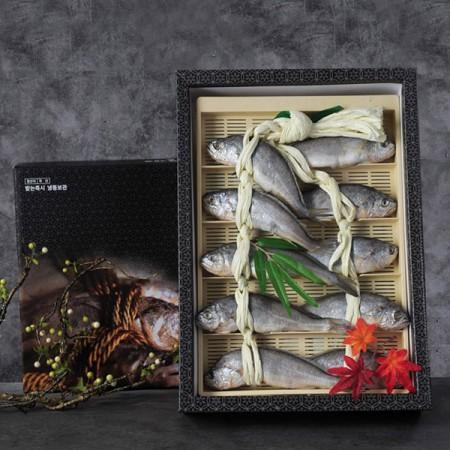 [초록바다]법성포영광굴비 오가 선물세트1.0kg 지인용 이미지