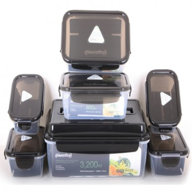 [PV+] 실버스타 실버락 BPAfree 밀폐용기 7종세트 이미지