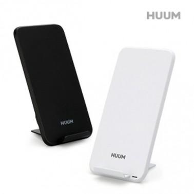 [PV+] HUUM 흄 하이브리드 고속무선 충전 패드/거치대 HWC-700Q 이미지