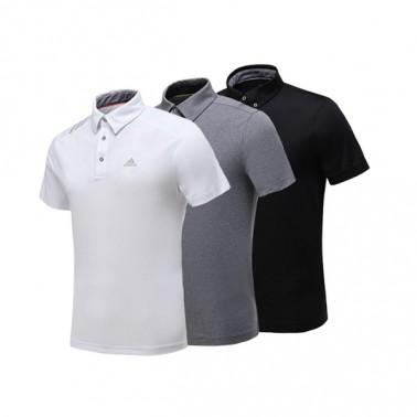 [아디다스골프] 에어스윙 남성 반팔 티셔츠 CK2343 CK2344 이미지