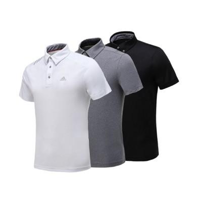 [아디다스골프] 에어스윙 남성 반팔 티셔츠 CK2343 CK2344