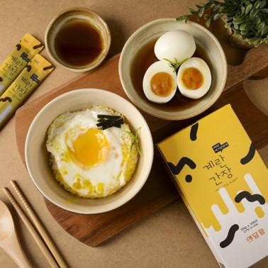 [예담팜] 맛있는 행복 아이가 좋아하는 간장계란밥  계란간장 스틱/병(상품선택) 이미지