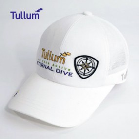 [Tullum] 툴룸 기본형의 이중망 반매쉬 야구모자 TM-142-AH002 이미지