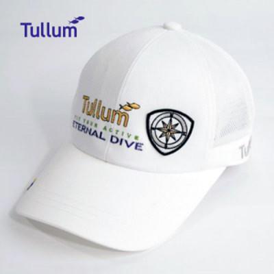 [Tullum] 툴룸 기본형의 이중망 반매쉬 야구모자 TM-142-AH002