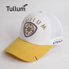 [Tullum] 툴룸 기본형의 복대망사 반매쉬 야구모자 TM-142-AH003 이미지