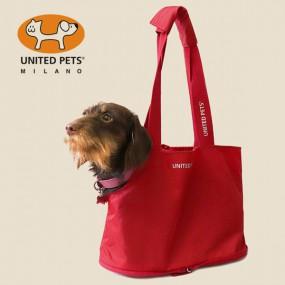 [유나이티드펫츠] 접이식 휴대용 가방 도그백 강아지 캐리어 이미지