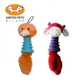 [유나이티드펫츠] 인형 치발기 강아지 장난감 이미지