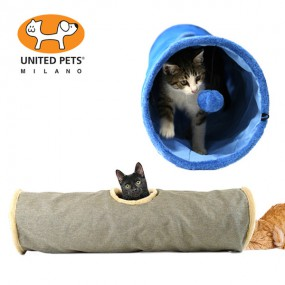 [유나이티드펫츠] 캣 터널 고양이 장난감 터널 이미지