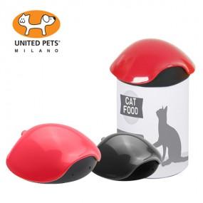 [유나이티드펫츠] 고양이 사료 캔뚜껑 반려동물 거북이 사료 뚜껑 이미지