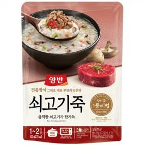 [동원]양반 쇠고기죽 420g x 10개 이미지