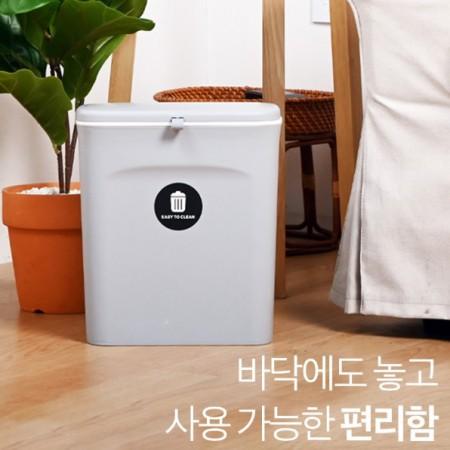 [다믈레] 걸이식 휴지통 / 좁은공간OK / 아이디어 상품★ 이미지