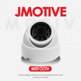 제이모티브 CCTV 카메라 JMT-ANO1 210만화소 올인원 적외선 돔 카메라 이미지