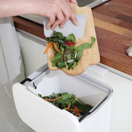 모던데일 뉴 걸이형 음식물쓰레기통 이미지