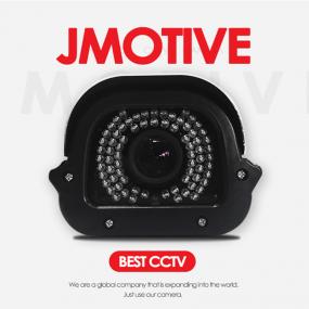 제이모티브 CCTV 카메라 JMT-ANO8 210만화소 올인원 적외선 가변초점 하우징 카메라(실외형) 이미지
