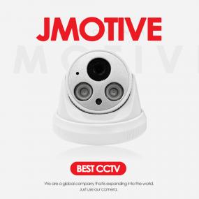 제이모티브 CCTV 카메라 JMT-ANO1-H36 210만화소 올인원 하이파워 돔 카메라(실내형) 이미지