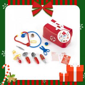 [크리스마스 선물] [클라인] 병원놀이 의사 가방세트 역할놀이 세트 KL4647 이미지