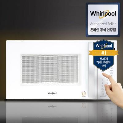 공식인증점 월풀전자식 전자레인지 MWE200W/원터치/전자레인지