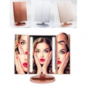 뷰티온 LED 조명 메이크업 미러 탁상 화장대 거울SM120 이미지