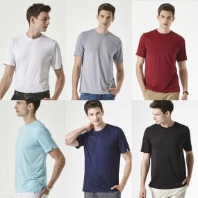 [HL 앤디미온] 썸머 남성 아이스 싱글 티셔츠 6종 세트 이미지