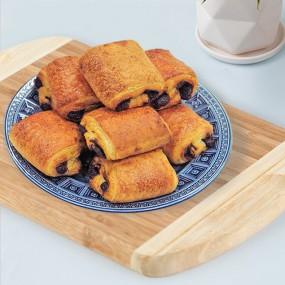 [디앙뜨 홈베이킹] 미니 초코 페스츄리 30gx14개 / 초코빵 이미지