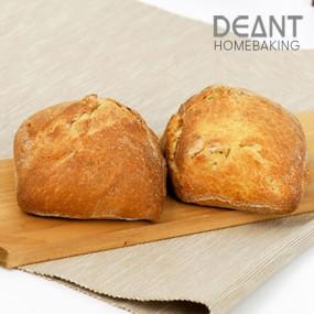 [디앙뜨 홈베이킹] 펌킨앤 월넛 브레드105gx4개 / 호두빵 / 견과류 함유 이미지