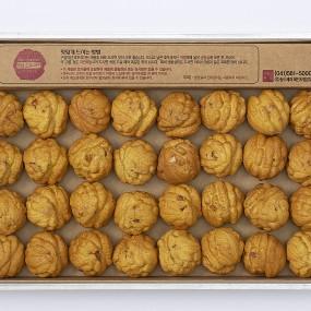 [천안옛날호두과자] 호두과자의 참맛! 휴게소 비교불가! 천안의 명물! 옛날호두과자 32개입 (100% 국산밀) 이미지