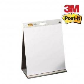 3M 포스트잇 #563 이젤패드 테이블 탑 50.8 x 61cm 흰색 20장 6384 이미지