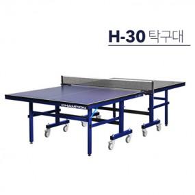 H-30 탁구대 [사은품 증정] - 탁구대의 베스트 셀러 (업그레이드) 이미지