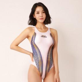 제이커스 여성수영복 원피스 PRO-10W WHITE 이미지