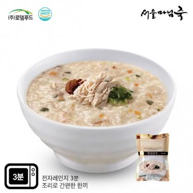[서울마님죽]엄마의맛! 든든한 영양닭죽/한우미역죽/참전복죽외 영양죽 모음전 이미지