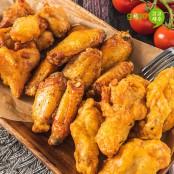 [고고새우]CP 치킨 1kg 3종 (냉동 치킨, 닭고기) 이미지