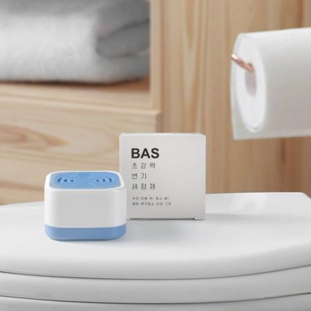 [BAS] 수조안에 쏙 넣어주면 끝 초강력 변기 세정제 150g