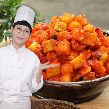 팽현숙 최양락의 맛있는 옛날 깍두기 3kg