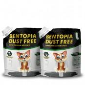 벤토피아 6.35kg x 2개 먼지없는 대용량 고양이모래 이미지
