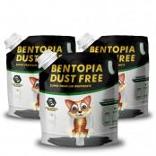 벤토피아 6.35kg x 3개 먼지없는 대용량모래 이미지
