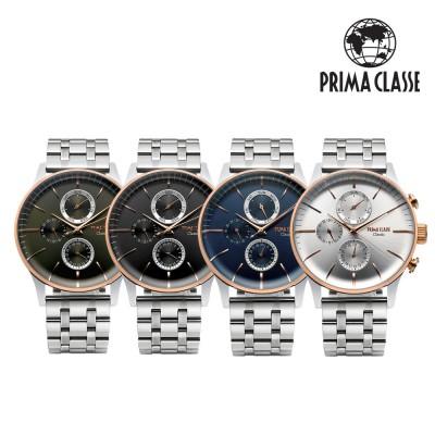 [프리마클라쎄] 남성 메탈 손목시계 PCM19030M