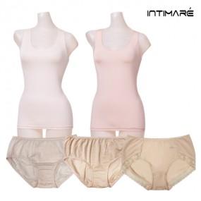 [인티마레] 인견 여성 속옷  클리어런스 세일 [런닝 3개입(2종) / 팬티 3개입(1종) / 팬티 5개입(2종)] 이미지