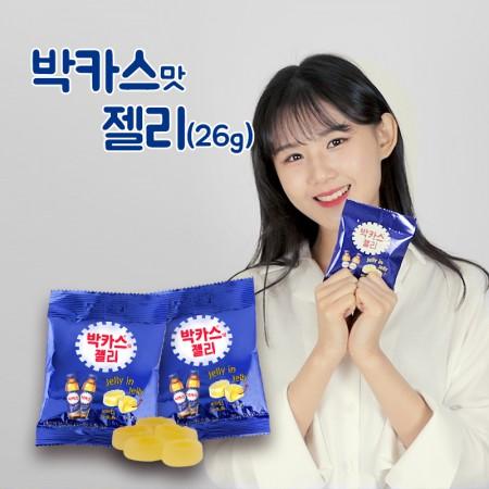 [동아제약] 박카스맛 젤리 26g 12개