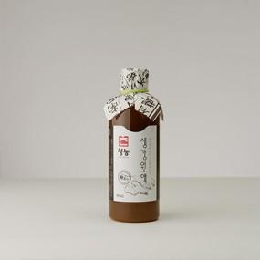 공x홈쇼핑 인기상품  직접 재배한 생강으로 만든 청농생강원액 400ml/600ml 이미지